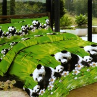 Bedcover Lady Rose Disperse 180 - Panda