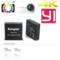 KingMa Baterai, Battery AZ16-1 For Xiaomi Yi 2 4K