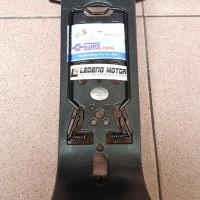 Bagasi Tengah Honda Supra-X 125 PGM Fi Rak Besi Kualitas Bagus Kuat