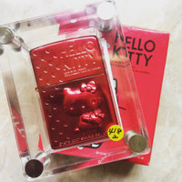 zippo red hello kitty japan