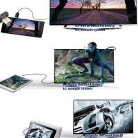 3 Meter KABEL HDMI MICRO TO HDMI / 3M KABEL MICRO HDMI Blackberry Z10
