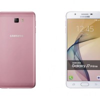 Samsung Galaxy J7 Prime 32gb pink sein second bintang 4 kondisi 98%