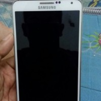 Samsung Galaxy Note 3 32gb white SEIN SECOND BINTANG 4 KONDISI 98%