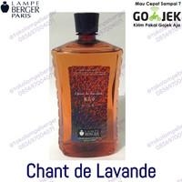 Lampe Berger Oil Chant de Lavande / Lavender 1000ml (Kemasan Lama)