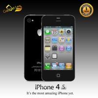 IPHONE 4S 16GB BLACK - GARANSI 1 TAHUN DISTRIBUTOR