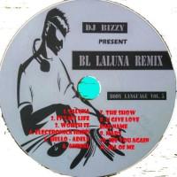 CD DJ BIZZY BL LALUNA REMIX