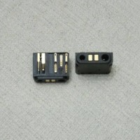 Connector Charger / Konektor Charger Nokia 8800 Sirocco Hitam / Black