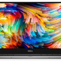 Dell XPS 13 9360 i7-7500U 8GB 10Pro - Touch