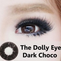 Dolly Eye Choco Softlens