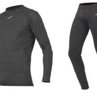 harga Innersuit Merk Alpinestar (baju + Celana) - Hitam [daleman Wearpack] Tokopedia.com