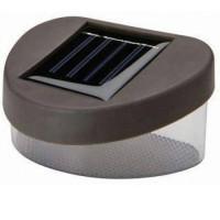 Lampu Dinding Solar Cell LED Otomatis Teras Taman Sinar Matahari Surya