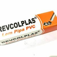 Lem Pipa PVC / Pipa Air / Paralon Revcolplas