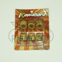 harga Set Roller Cvt 12gr Beat-scoopy-spacy Kawahara Tokopedia.com