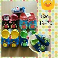 Sepatu Sandal Anak Laki / Jelly Shoes / Baim