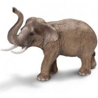 harga Figure/miniatur/pajangan/boneka/patung Leich Gajah Asia Jantan Tokopedia.com
