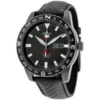 Seiko 5 Sports SRP719K1 Full Black Limited Edition | Jam Pria SRP719