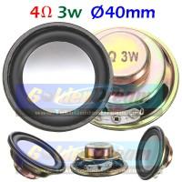 Harga speaker 4 ohm 3w bulat 40mm full range audio speaker loudspeaker   antitipu.com