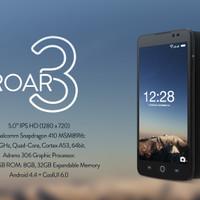 Coolpad Roar A118 Garansi Resmi
