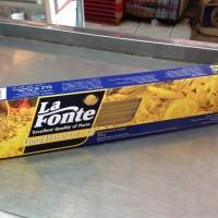 La Fonte Long Macaroni 42 - 225gr | Spaghetti Pasta LaFonte 225 gr