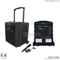 Harga toa zw s110sd portable sound | Pembandingharga.com