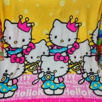 Selimut Hello Kitty Selebriti 140x190cm