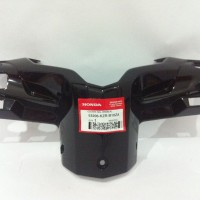 COVER HDL RR (BLK) U/ VARIO 125 CBS ISS