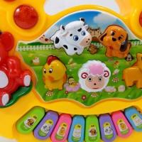 Mainan Animals Farm Piano - Piano Suara Hewan