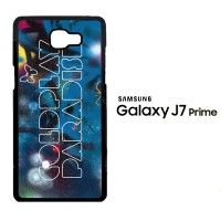 Coldplay Paradise Album 0141 Casing for Galaxy J7 Prime Hardcase 2D