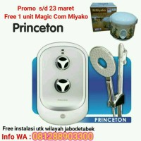 Jual Water Heater Instant Acme 707 Priceton / Pemanas Air Mandi Murah