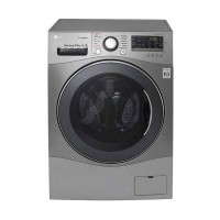 Mesin cuci front loading LG 9kg with dryer tipe F1409HPPV