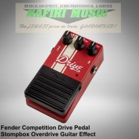 Efek Gitar Fender Drive / Fender Overdrive 100% baru original