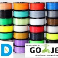 Tinta 3D Printer Filament PLA dan ABS Kualitas Bagus
