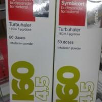 symbicort 160/4,5 60 doses