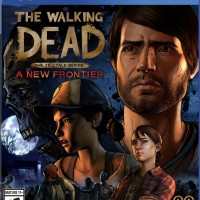 Ready !! The Walking Dead A New Frontier Playstation4 / PS4