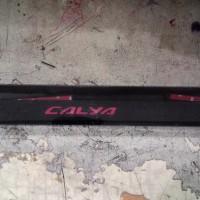 Sillplate Rear Sill Plate Belakang Karet Toyota Calya Exclusive