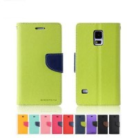 harga Leather Case Flip Wallet Mercury Fancy Goospery Samsung Galaxy Young 2 Tokopedia.com