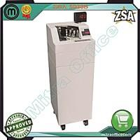 Jual ZSA 5000S/Mesin hitung uang/Cash Box/Money Counter/Jilid/Laminating Murah