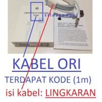 Jual Kabel Data Iphone 5 5s 6 6+ plus Usb Cable Murah