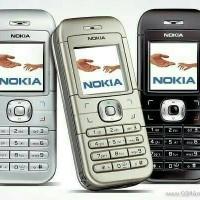 HP JADUL NOKIA 6030 Handphone New Refurbish Garansi 3 Bln