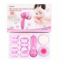 AK02 CNAIER Alat Pembersih Wajah Facial Cleaning Massager Multifungsi