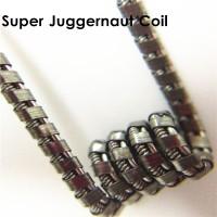 Super Juggernaut Clapton Prebuild Coil RDA RTA RDTA VAPOR