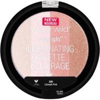 Wet n Wild Megaglo Illuminating Palette - Catwalk Pink