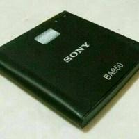 Baterai Batre Battery Sony Experia ZR BA950 Original