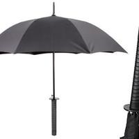 Jual Payung Samurai Payung pedang gagang samurai Umbrella katana ninja terb Murah