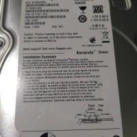 SEAGATE BARRACUDA 3'5 LP 1TB