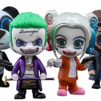 Jual Hot Toys Cosbaby Suicide Squad Series 2 The Joker Harley Quinn Jakarta Timur Popcionardes Funko Tokopedia