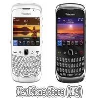 Blackberry Curve 9300 3G ( White / Black )