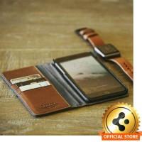 Nomad Folio Case for iPhone 7 plus Case - Horween Brown