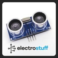 HC-SR04 Ultrasonic Range Sensor (sensor jarak ultrasonik)