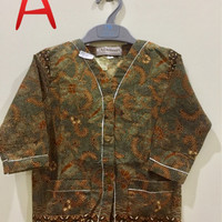 Baju Tidur / Baju Piyama / Baju Batik Anak , Pijamas / Baby Doll